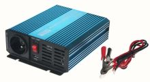 Měnič napětí z 24V na 230V, 400W + USB