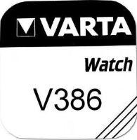 Baterie Varta Watch V 386, SR43W, hodinková, (Blistr 1ks)