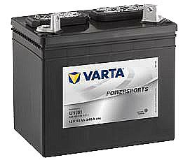 Motobaterie VARTA GARDENING U1, 22Ah, 12V, 340A (PLUS vlevo)