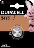Baterie Duracell CR2430, Lithium, 3V, (Blistr 1ks)