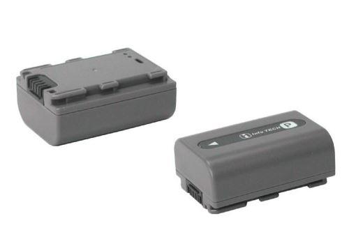 Baterie Sony NP-FP50, 7,2V (7,4V) - 750mAh