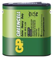 Baterie GP Greencell 312G ,primární, 4,5V, 1ks