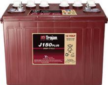 Trakční baterie Trojan J 150 Plus (6 / 6 GiS 125 Plus), 150Ah, 12V - průmyslová profi