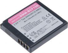 Baterie Panasonic DMW-BCF10, 3,6V (3,7V), 700mAh, 2,5Wh