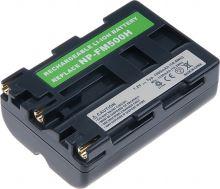 Baterie Sony NP-FM500H, 7,2V (7,4V), 1700mAh, 2,2Wh