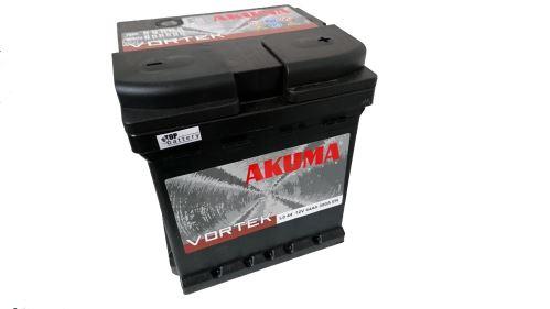 Autobaterie Akuma Vortek 12V, 44Ah, 390A, 7905526