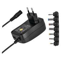 Pulzní USB napájecí zdroj N3111, 1000mA, 3V - 12V s hřebínkem (Blister 1ks)