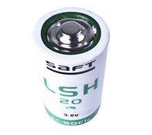 Baterie Saft LSH20, 3,6V, (velikost D), 13000mAh, Lithium, 1ks