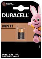 Baterie Duracell MN11, 11A, L1016, 6V, alkaline, (Blistr 1ks)