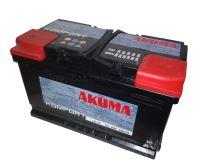 Autobaterie Akuma Komfort 12V, 95Ah, 850A, 7905553 - Levá
