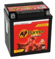 Motobaterie Banner Bike Bull GT30-3, 12V, 30Ah