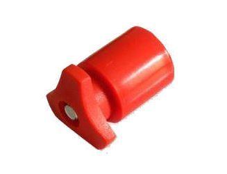Akusvorka (bateriová svorka) Francouzský typ PLUSOVÁ (+), červená