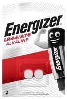 Baterie Energizer Alkaline LR44, AG13, 357, 1,5V, EN-623055, (Blistr 2ks)