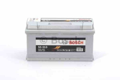 Autobaterie BOSCH Silver S5 013, 100Ah, 12V, 750A, 0 092 S50 130
