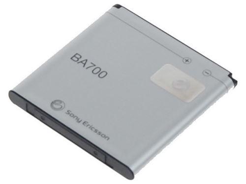 Baterie Sony BA-700, Sony Ericsson 1500mAh, Li-ion, originál (bulk)