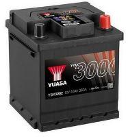 Autobaterie Yuasa YBX3000, 40Ah, 12V, 360A (YBX3202)
