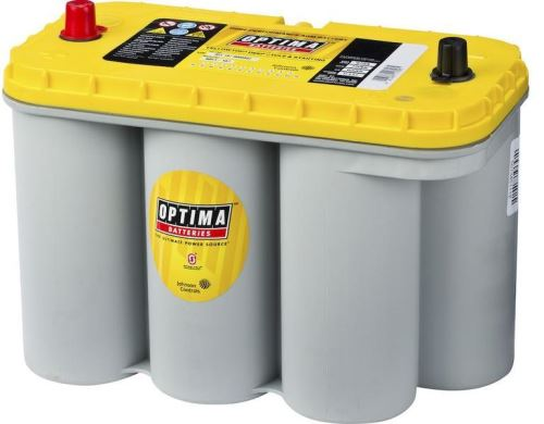Autobaterie Optima Yellow Top S-5.5, 75Ah, 12V, 975A (8051-187)