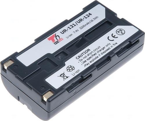 Baterie Sanyo UR-121, 7,2V (7,4V), 2200mAh, 16,3Wh