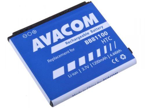 Baterie Avacom PDHT-HD2-S1200A, HTC BA S400 pro HD2, 1230mAh, Li-ion