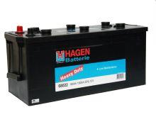 Autobaterie Hagen 180Ah, 12V, 1000A