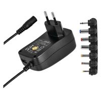 Pulzní USB napájecí zdroj N3113, 2250mA, 3V - 12V s hřebínkem (Blister 1ks) - ROZBALENO