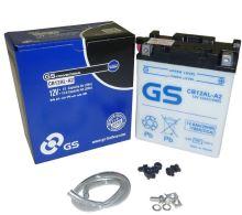 Motobaterie GS CB12AL-A2, 12V, 12Ah