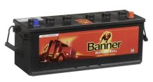Autobaterie Banner Buffalo Bull 632 11, 132Ah, 12V, 900A ( 63211 )