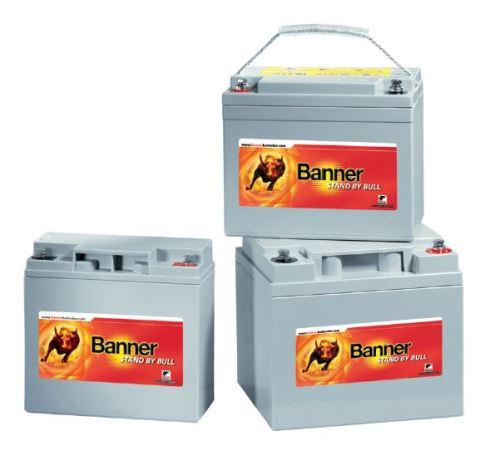 Gelová baterie GiVC 12-18, 12V, 19,6Ah (100hod) - solární akumulátor