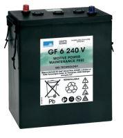 Trakční gelová baterie Sonnenschein GF 06 240 V, 6V, 270Ah