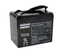 Trakční (gelová) baterie Goowei OTL75-12, 75Ah, 12V ( VRLA )