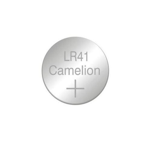 Baterie Camelion Alkaline LR41, 192, AG3, 392, 1,5V, (Blistr 1ks)