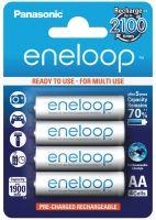 Baterie Panasonic Eneloop BK-3MCCE, AA, 1900mAh, (blistr 4ks)