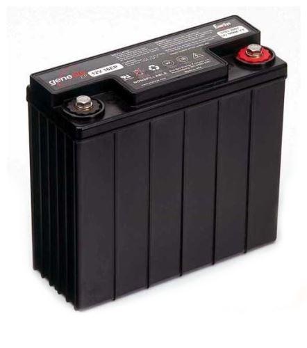 Baterie Genesis 12EP16, 12V, 16Ah, 1600A (originál pro BOOSTER BANNER P3)