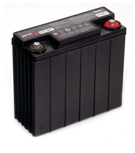 Baterie Genesis 12EP16 (G16EP), 12V, 16Ah, 1600A (originál pro BOOSTER BANNER P3)
