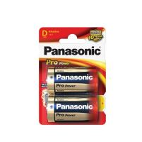 Baterie Panasonic Pro Power, LR20, D, (Blistr 2ks)