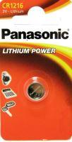 Baterie Panasonic CR1216, Lithium, 3V, (Blistr 1ks)