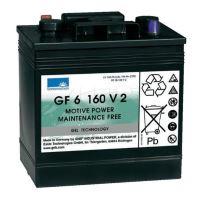 Trakční gelová baterie Sonnenschein GF 06 160 V 2, 6V, 196Ah
