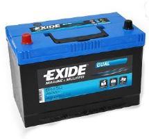Trakční baterie EXIDE DUAL, 12V, 95Ah, 650A, ER450