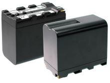 Baterie Sony NP-F930, 7,2V (7,4V) - 6900mAh