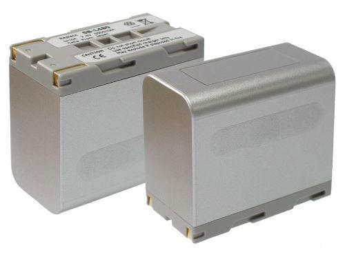 Baterie Samsung SB-L160, 7,2V (7,4V) - 6900mAh