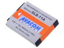 Baterie Samsung SLB-11A, 3,8V, 980mAh, 3,7Wh
