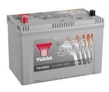 Autobaterie Yuasa Silver High Performance 95Ah, 12V, 830A (YBX5334) - Levá