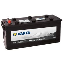 Autobaterie VARTA Black PROMOTIVE 120Ah, 12V (I16)