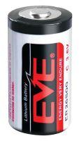 Baterie EVE ER26500 (LS26500), 3,6V, (velikost C), 8500mAh, Lithium, 1ks
