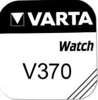 Baterie Varta Watch V 370, SR920W, hodinková, (Blistr 1ks)