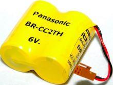 Panasonic BR-CCF2TH, 6V,5000mAh, Lithium, s konektorem