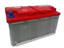 Trakční bloková baterie 6 PzF 72, 96Ah, 12V - průmyslová profi