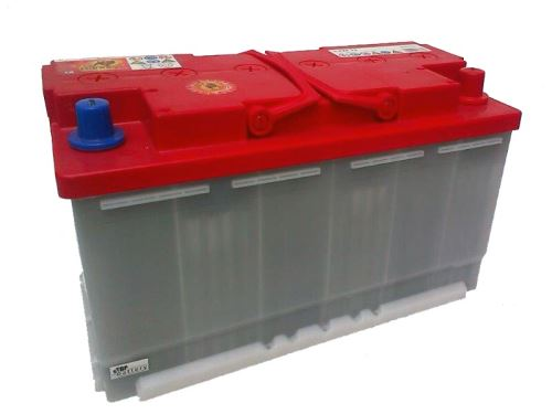 Trakční bloková baterie 6 PzF 80, 80Ah, 12V - průmyslová profi