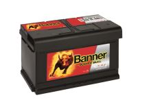 Autobaterie Banner Power Bull P80 14, 80Ah, 12V, 700A (P8014)