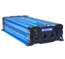 Měnič napětí z 12V na 230V, 4000W sinus + displej